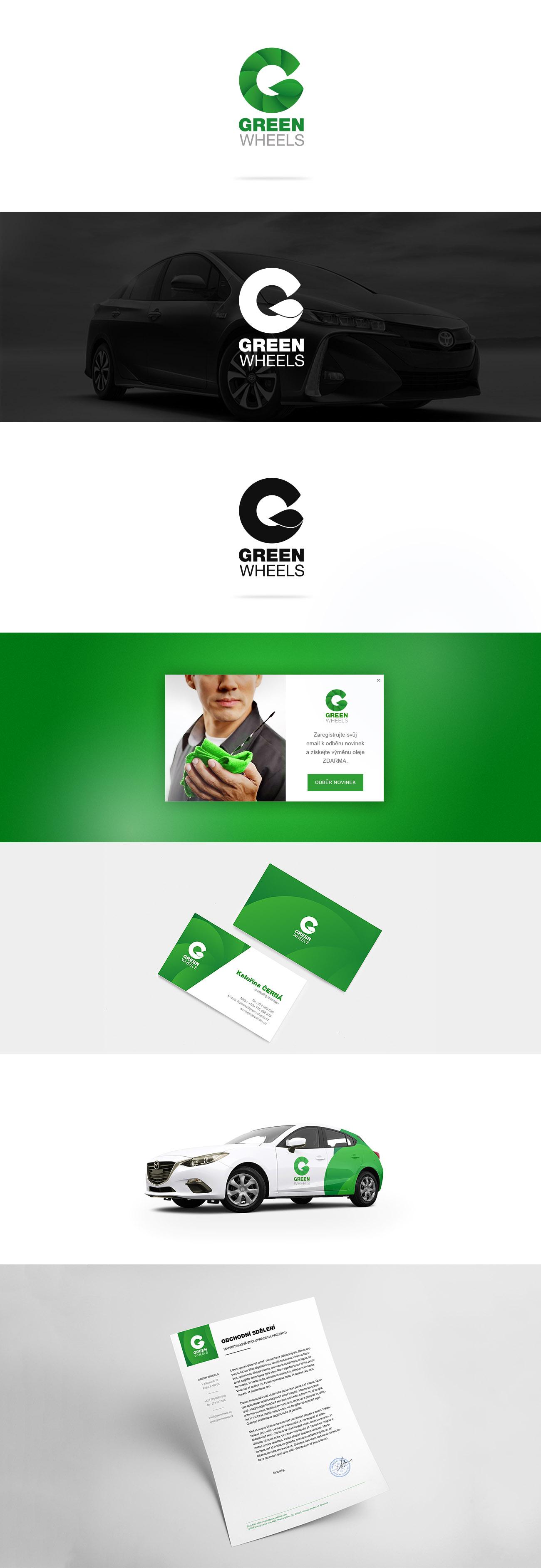 Green wheel - Lukáš Kejha
